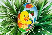 Easter decoration egg — Stock Photo