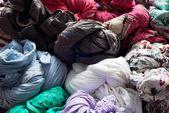 Subacquei sgualcita camicie — Foto Stock