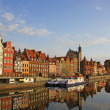 Gdańsk,city — Stock Photo
