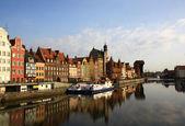 Gdańsk,city — Foto de Stock