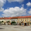 Stock Photo: Sieradz,old town,
