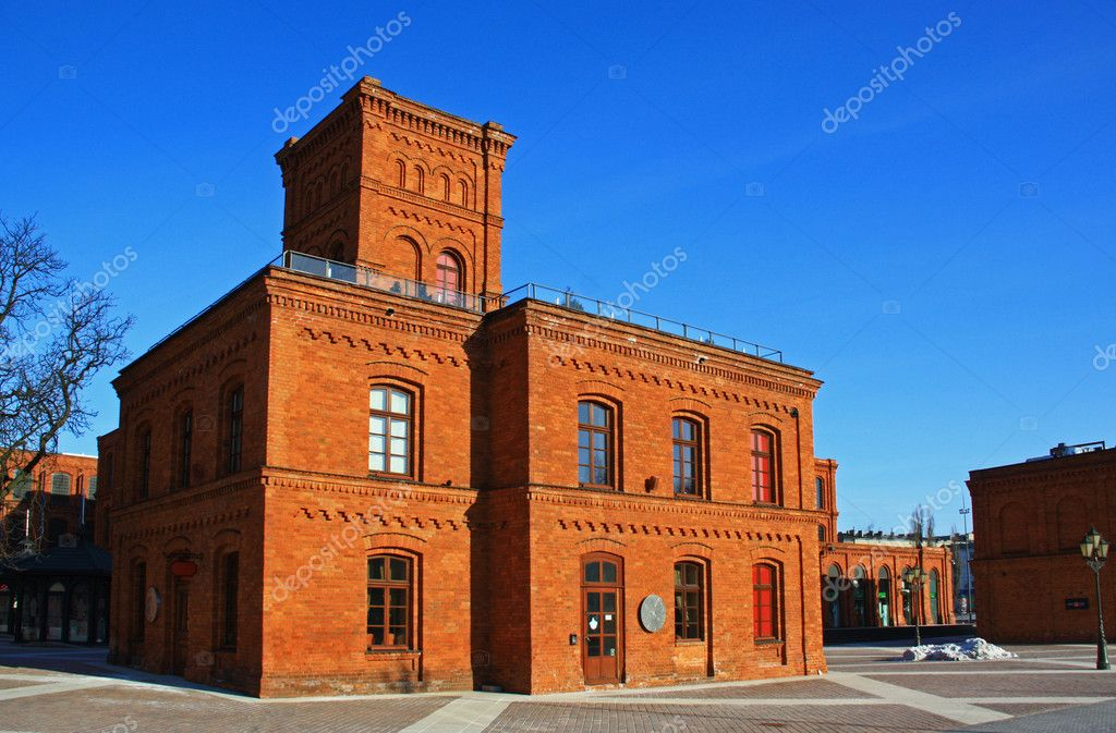 Manufaktura,Lodz  Stock Photo #8976567