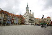 Poznań,Poland — Stock Photo