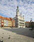 Poznań,Poland — Stock Photo