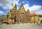Wrocław,Poland — Stock Photo