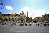 Wrocław,Poland — Stock Photo