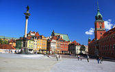 Warszawa,warsaw,Poland — Stock Photo