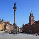 Warszawa,warsaw,Poland — Stock Photo #9709031