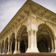 Agra Fort Diwan I Am — Stock Photo
