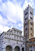 Cathedral of St Martin in Lucca — Stock Photo