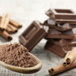 Chocolate - Stockfoto