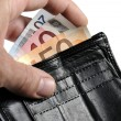 Royalty-Free Stock Photo: Wallet