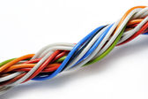 Electrical cable — Stock Photo