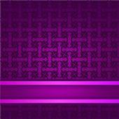 Purple wallpaper — Stock Vector