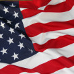 US Flag — Stock Photo #10195985