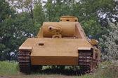 German tank — Stock Photo