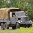 Germtruck of WWII — Stock Photo #10570381