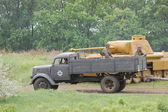 German truck of WWII — Stock Photo