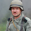 German soldier of WWII - Stock Photo