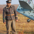 Luftwaffe 1944 - Stock Photo