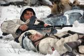 Arctic 1943. German — Stock Photo