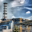 Chernobyl nuclear power plant — Stock Photo