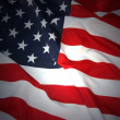 US Flag — Stock Photo #8534107