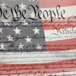 US Flag — Stock Photo #8562230