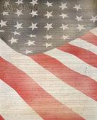 US Flag — Stockfoto