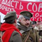 Russian Civil War 1918 — Stock Photo #8587877