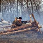 Russian Civil War 1918 — Stock Photo #8587925