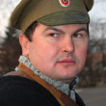 Russian Civil War 1918 — Stock Photo #8588099