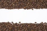 Coffee banner — Stock Photo