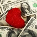 Love money — Stock Photo #8385847