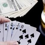 Poker night — Stock Photo #8386674