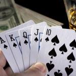 Poker night — Stock Photo #8386773