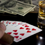 Poker night — Stock Photo #8386909