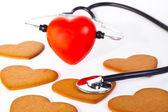 Heart healer — Stock Photo