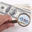 Royalty-Free Stock Photo: Euro dollar