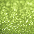 Green glitter — Stock Photo #10555332