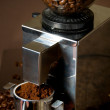 Modern Coffe Grinder — Stock Photo #8938747