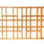 Type Drawer — Stock Photo #8972607