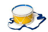 Toy drum — Stock Photo