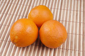 Trois orange — Photo