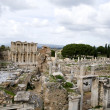 Stock Photo: Overall panoramof Ephesus