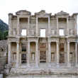 Stock Photo: Library of Celsus
