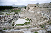 Theater at Ephesus — Stock Photo
