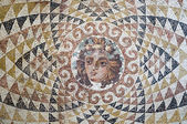 Dionysus mosaic — Stock Photo