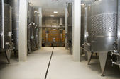 Modern winery facility — Stock Photo