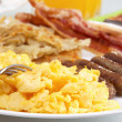 Hearty Breakfast — Stock Photo #8323922